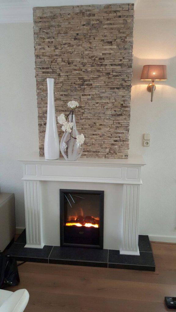 Stone panels / steenstrips | Bakker Tegels & Badkamers