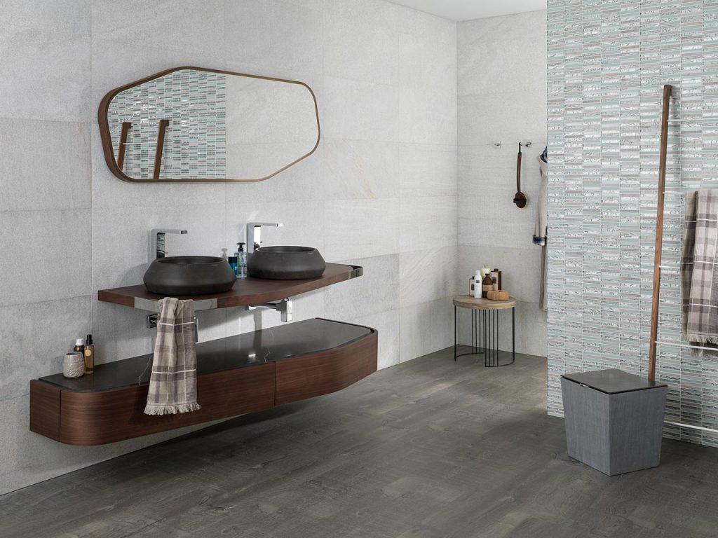 Grote Zwarte Tegels : Wandtegels bakker tegels & badkamers
