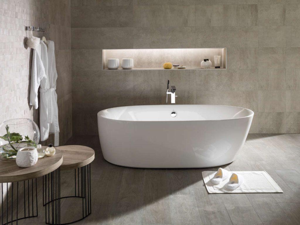 Wandtegels bakker tegels badkamers - Porcelanosa tegel badkamer ...