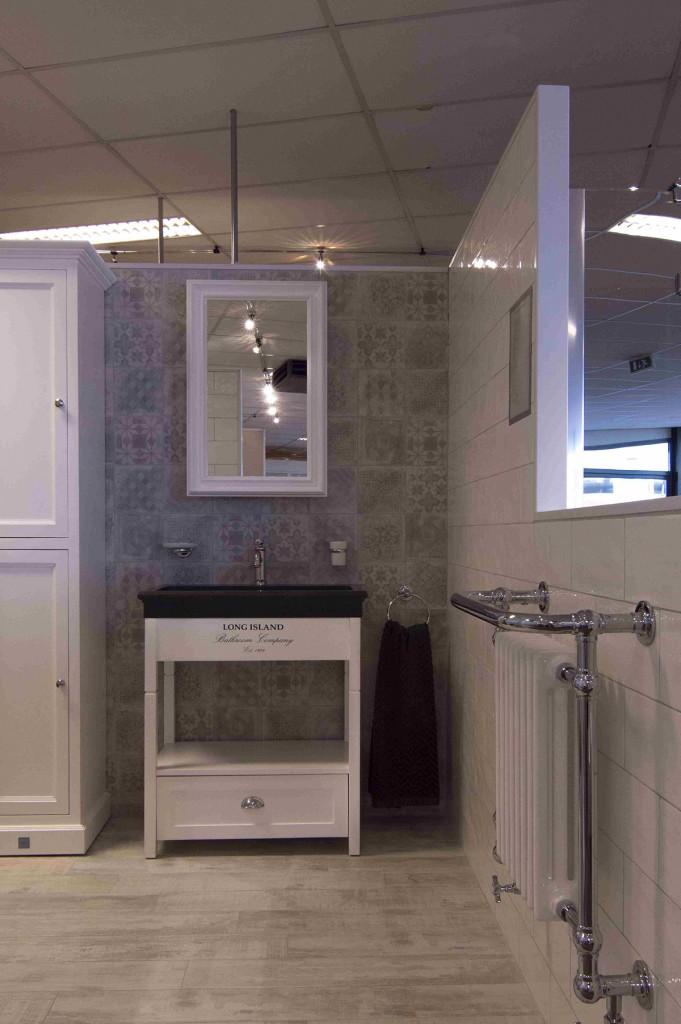Badkamer showroom | Bakker Tegels & Badkamers