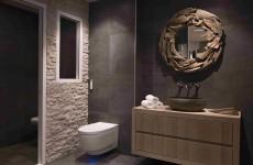 Badkamer showroom