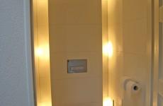 Badkamer wc
