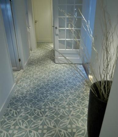 Portugese tegels bakker tegels badkamers - Tegel patroon badkamer ...