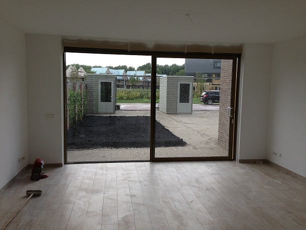 Tegels rotterdam bakker tegels badkamers - Badkamer houten vloer ...