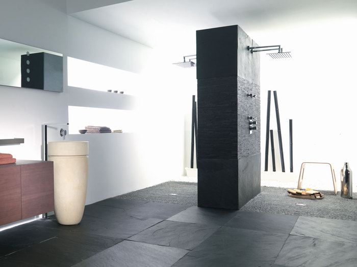 Badkamer inspiratie bakker tegels badkamers - Porcelanosa tegel badkamer ...