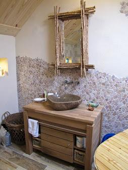 Badkamers rotterdam bakker tegels badkamers - Hout voor de badkamer ...