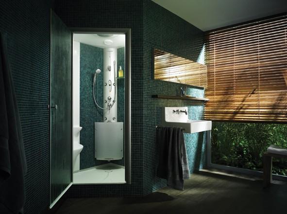 Inloopdouche Met Stoomcabine : Stoomcabine bakker tegels badkamers