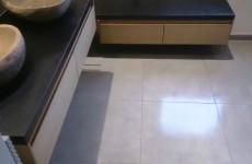 Waskom badkamer