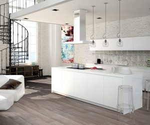 Keukenmuur tegels