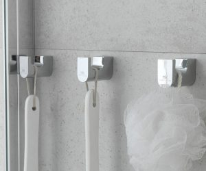 Badkamer wand voorbeeld