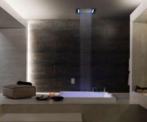 Luxe wandtegels in badkamer