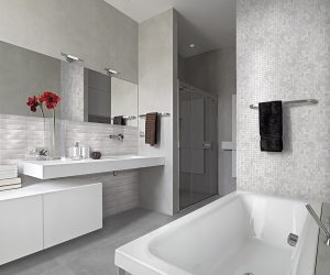 Badkamer muurtegels
