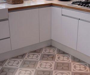 Keukenvloer tegels