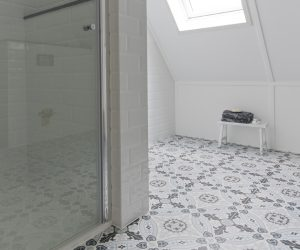 Badkamer vloertegels Portugees